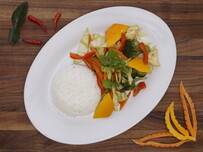 43. Stir Fried Vegetables